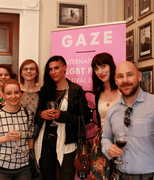 The Betrayal's Premiere at GAZE LGBT Film Festival