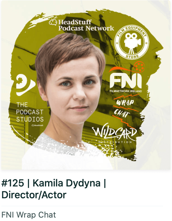 New Podcast with Film Network Ireland