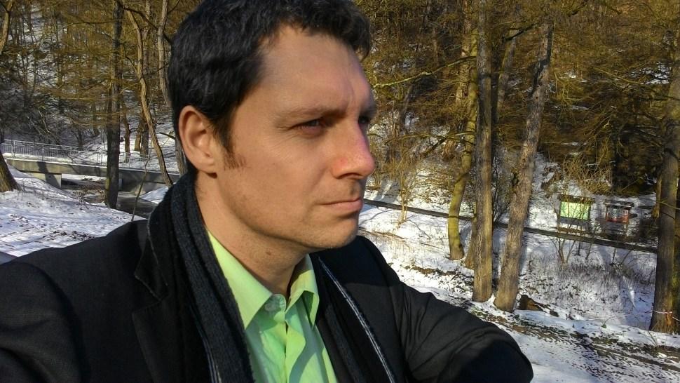 Kamil Bolek v přírodě