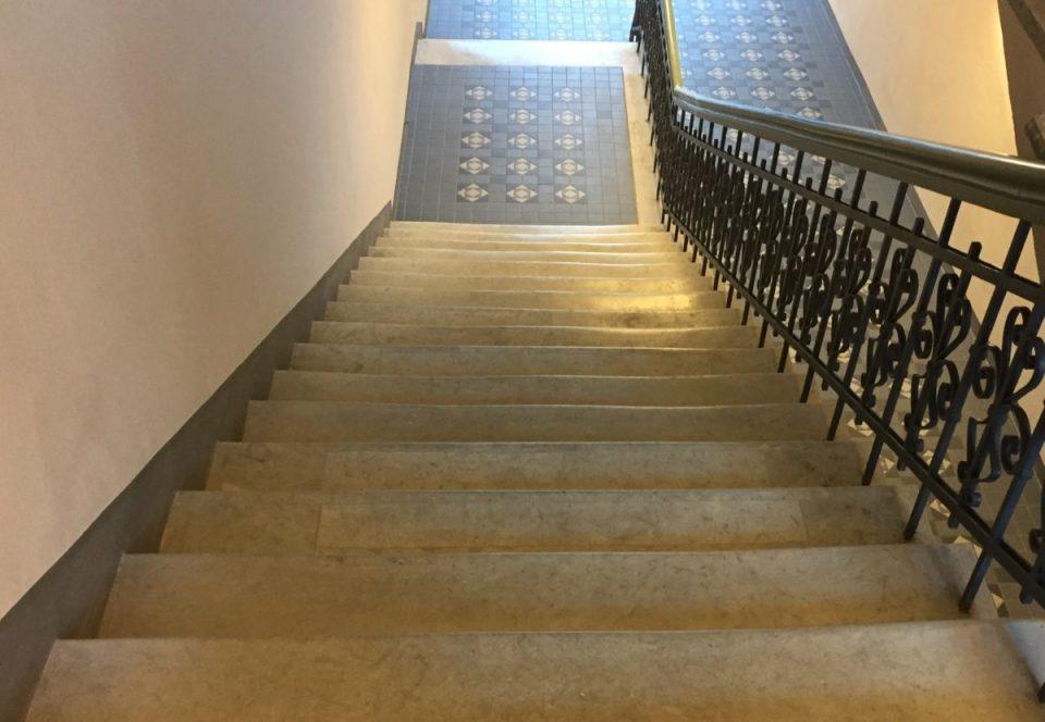 paekivist trepi renoveerimine