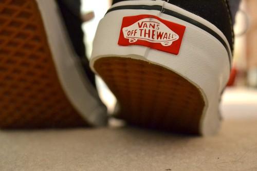 Cek Heelpad cara membedakan sepatu Vans asli dan palsu