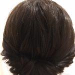 くせ毛を活かす!まとめ髪 ちょ~簡単❣ ギブソンタック