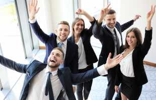 Още веднъж за успеха: Забавлявайте екипа