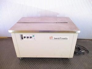 中古機械 半自動梱包機 ナイガイ