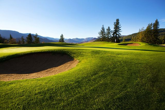 Chinook Cove Golf Course