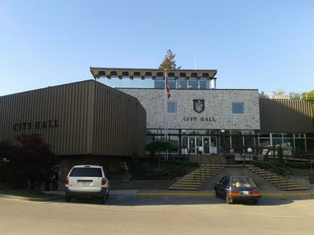 Kamloops City Hall