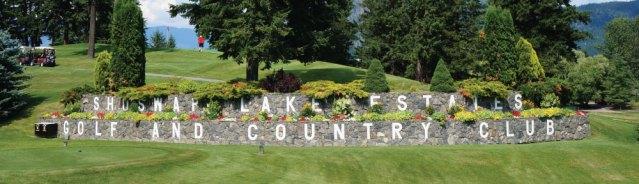 Shuswap Lake Estates Golf Course