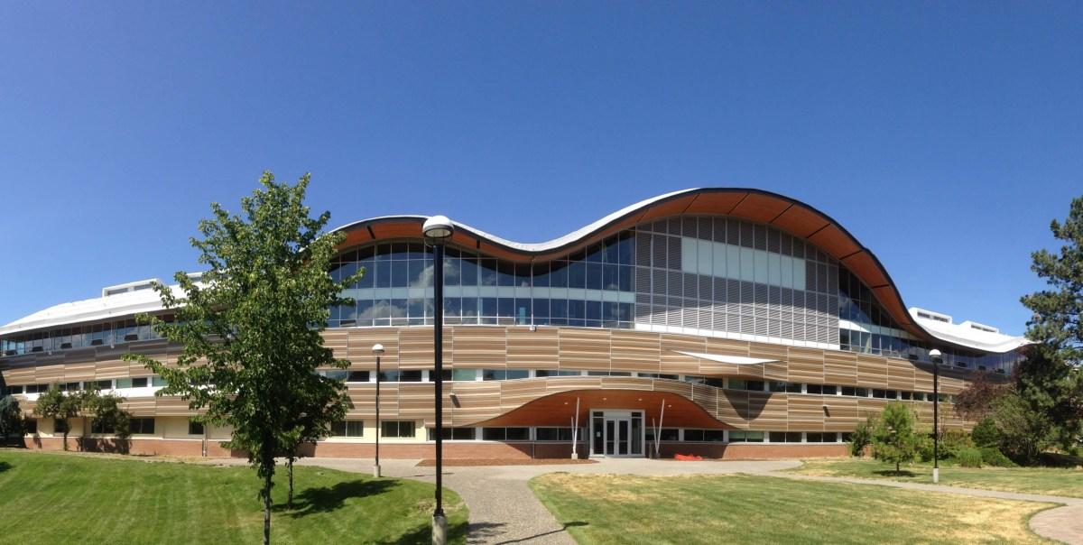 Thompson Rivers University 2