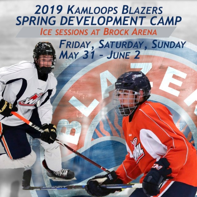 2019 Kamloops Blazers Spring Development Camp – Kamloops Blazers 1