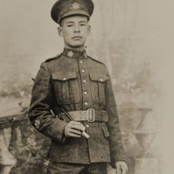 Scholarship honours legacy of Chinese-Canadian soldier – TRU Newsroom