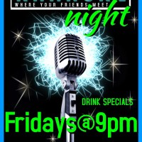Karaoke at Pogue Mahone with Dave Coalmine