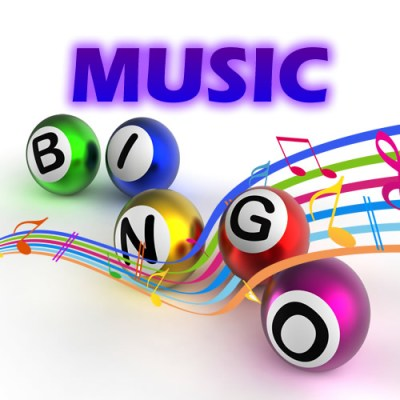 Music Bingo at Pogue Mahone