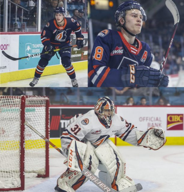 BLAZERS LISTED IN NHL CENTRAL SCOUTING RANKINGS – Kamloops Blazers