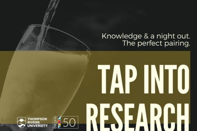 Tap into Research | What school doesn't teach you with Dr. Judy Duchscher – TRU Newsroom