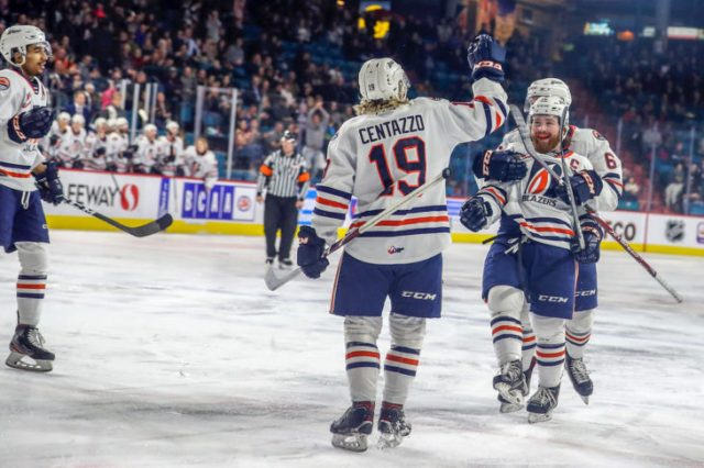 BLAZERS WIN 5-3 OVER REBELS – Kamloops Blazers