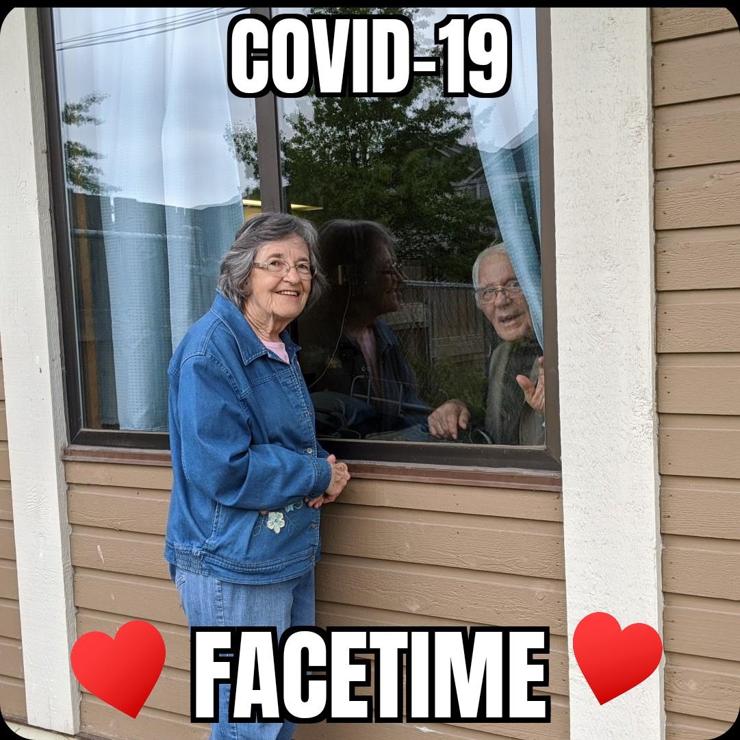 COVID-19 FaceTime