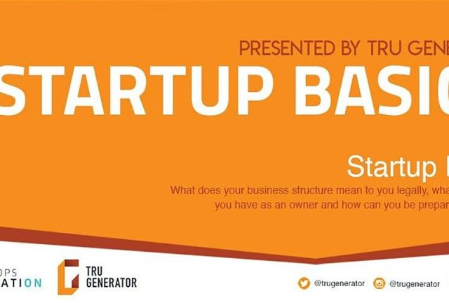 Startup Basics | Startup Legal – TRU Newsroom