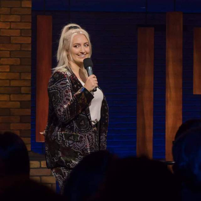 Dinner & Comedy Show with Sophie Buddle