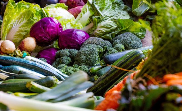 Healthy food systems for a healthy planet
