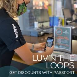 Luv'n the Loops Passport Wins Marketing Innovation Award from the BC Economic Development Association