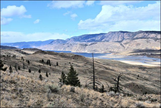 Hiking the Hills Above Kamloops Lake