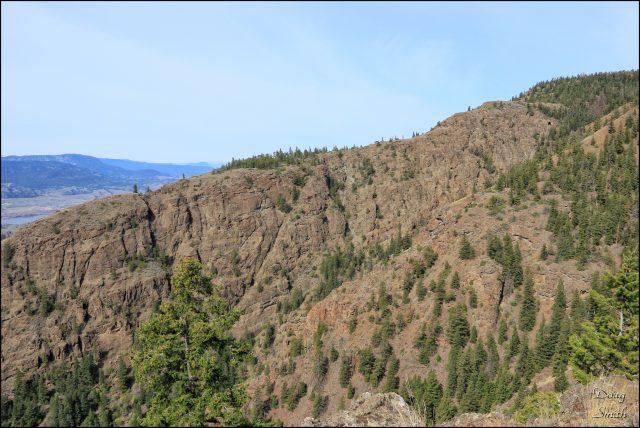 Ragged Red Ridge Reverse Route