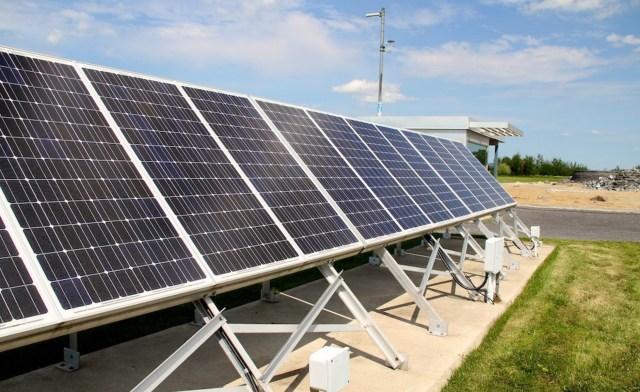Sun rises on renewable energy and storage