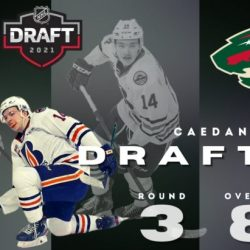BANKIER PICKED BY MINNESOTA IN 3RD ROUND