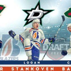 THREE BLAZERS SELECTED IN 2021 NHL DRAFT – Kamloops Blazers