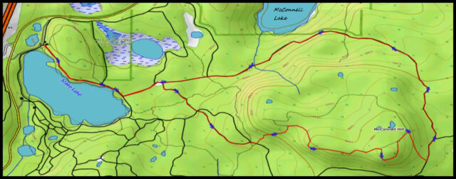McConnell Hill Loop – Kamloops Trails