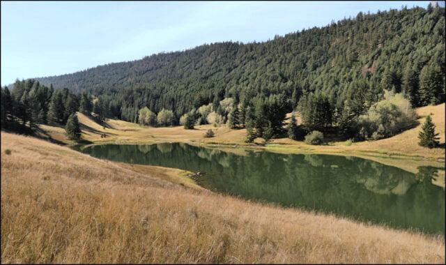 Lac du Bois Ridge Route