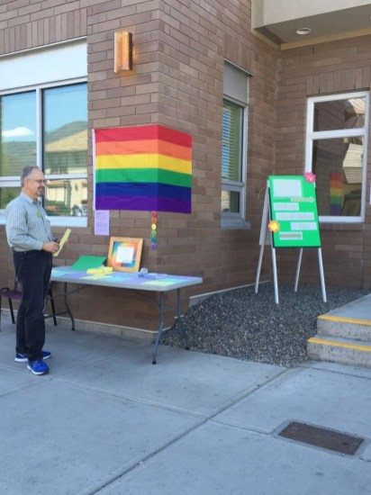 Kamloops United Church is an affirming congregation.