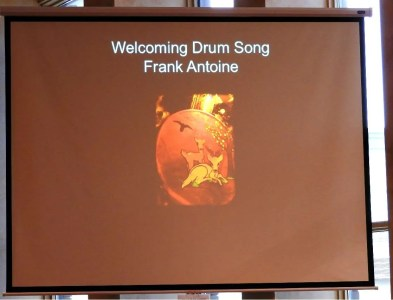 Drumming Song: Frank Antoine