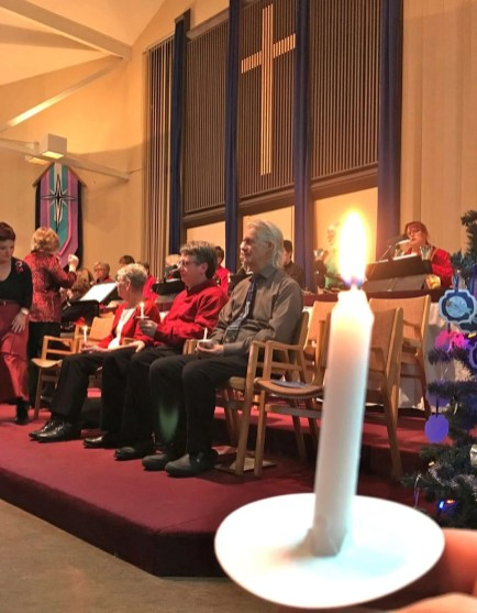 Christmas Eve, Carol Service
