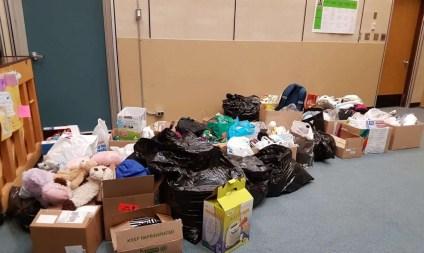 Aberdeen Elementary Donations