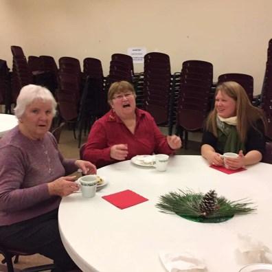 Margaret, Rita & Florence