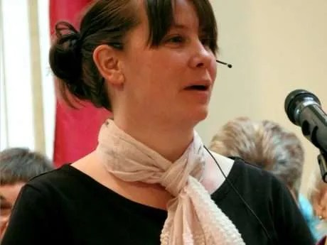 Rachel, Music Director and liturgist