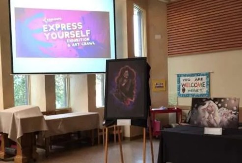 Pride, Express Yourself Art