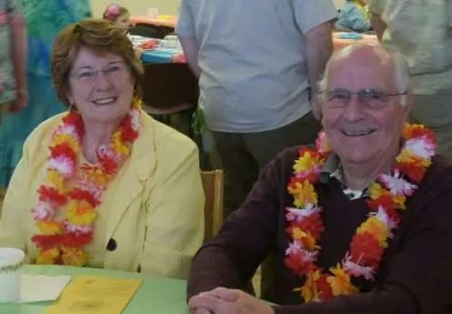 Phyllis and Harv