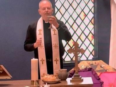 Easter, Communion
