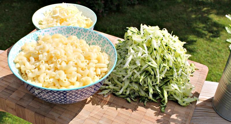 Kogt pasta kan bruges til mange ting