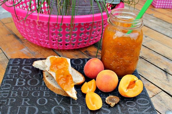 Abrikos marmelade