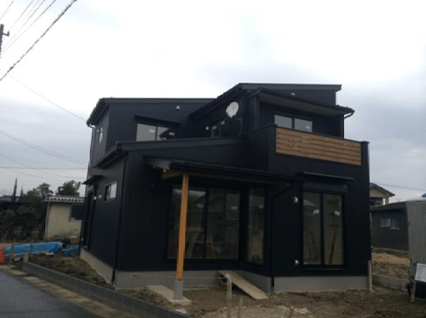 T様邸新築工事(屋根、外壁、樋)(愛知県一宮市)