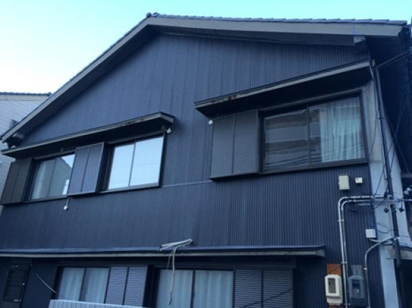 愛知県一宮市のK様邸リフォーム工事(外壁)のご紹介です。