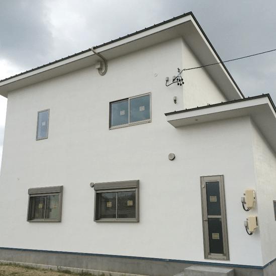 【施工事例079】  K様邸新築工事(屋根、樋)(愛知県春日井市)