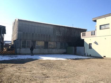 【リフォーム011】 S工場リフォーム工事(外壁)(愛知県名古屋市南区)