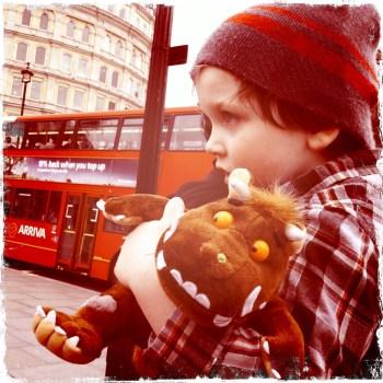 Gruffalo at Trafalgar