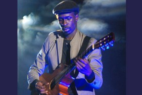 Ace guitarist Myko Ouma was once a member of the now defunct Soul Beat Africa