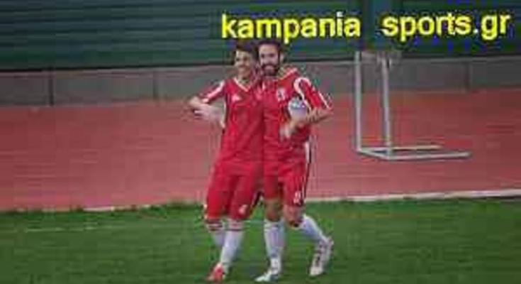 Ποσειδώνας Καλαμαριάς-Ολυμπιακός Κυμίνων 1-0