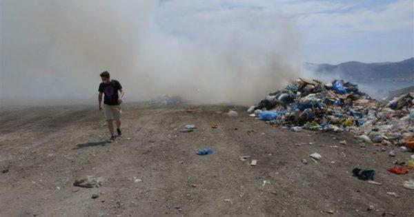 παράνομες χωματερές στον Δήμο Δέλτα